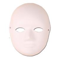 Schilder Masker Papier Wit Man