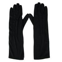 Handschoenen lang zwart