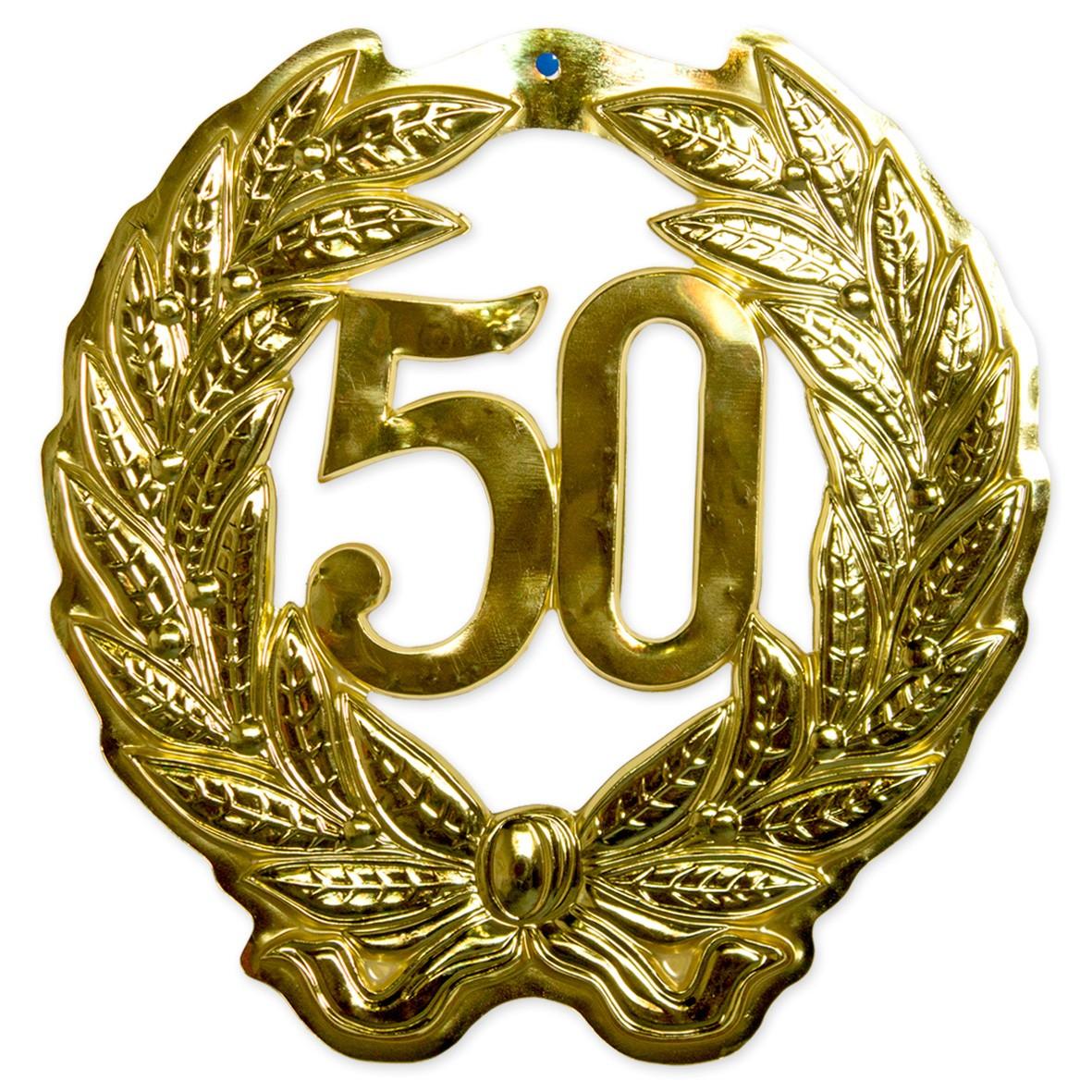 Super 50 jaar getrouwd versiering |Jokershop.be - Gouden bruiloft NN-76