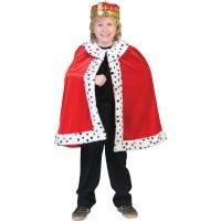 Koningsmantel / Koningscape Arthur Kind