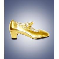 Prinsessen Schoenen Goud Kind