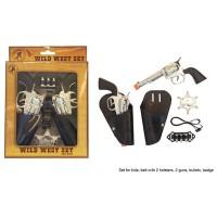 Cowboy Accessoire Setje
