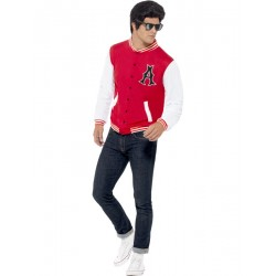 50's College Letterman Baseball Jacket