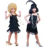 charleston jurk kind carnaval kleding
