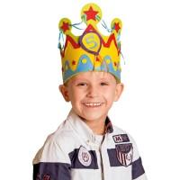 Verjaardagskroon Jongens 1-5 jaar