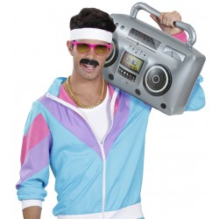 Opblaasbare Retro Radio 50cm