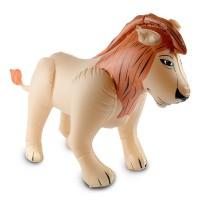 Opblaasbare Leeuw 48x80 cm