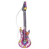 opblaasbare gitaar