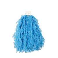 Cheerleader Pompon Blauw