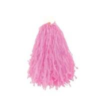 Cheerleader Pompon Roze