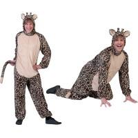 Kostuum giraf heren