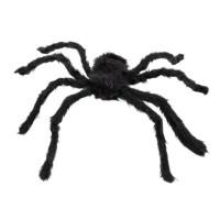Nep spin zwart 50x65cm