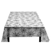 Tafelkleed spinnenweb 135x275cm
