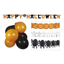 Halloween decoratie kit