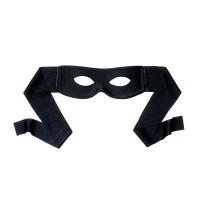 Zorro masker - zwart oogmasker