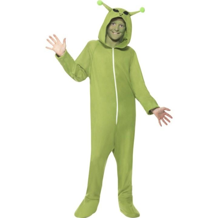 Alien kostuum voor kinderen
