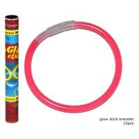 Glowsticks bracelet 15st
