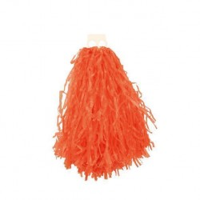 Cheerleader Pompon Oranje
