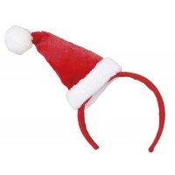 Kerst kerstmuts diadeem kerst accessoires feestartikelen