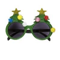 Kerstbril Kerstboom