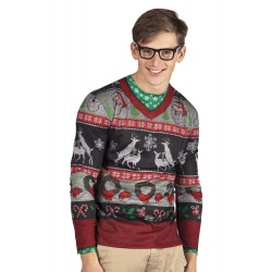Foute Kerst shirt Silly Christmas