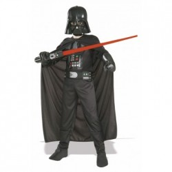 Star Wars® kostuum kind Darth Vader classic