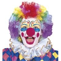 Clownsneus rode clown neus schuim 5 cm 12st