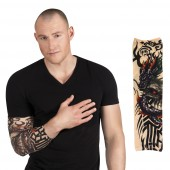 Tattoo sleeve Tatoeage mouw arm cover