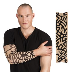 Tattoo sleeve Tribal Tatoeage mouw cover