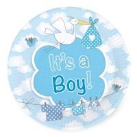 jongens Geboorte versiering decoratie boy geboren