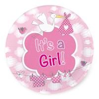 meisjes Geboorte versiering decoratie girl geboren