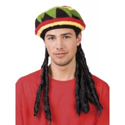 Rasta pet dreadlocks Hippie pet Jamaica