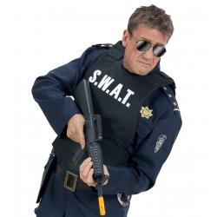 Kogelvrij vest SWAT kostuum heren