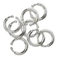 Nep piercing oorbel Ringetje 8 stuks