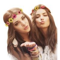 Bloemen haarband Salou