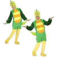 Vogel pak dieren onesie vogel kostuum