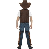 Cowboy kostuum kind Cowboy pak Texas
