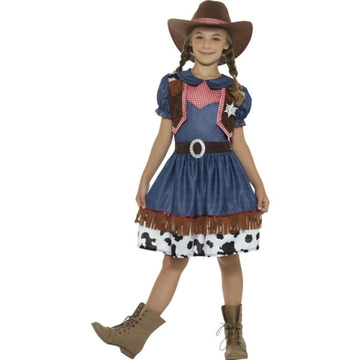 Cowgirl kostuum kind Cowgirl pakje Texas
