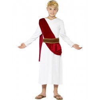 Romein kostuum kind Carnavalspak jongens
