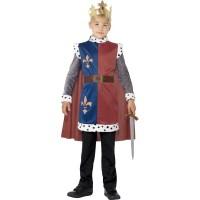 Koning Arthur kostuum Kinder carnavalspak