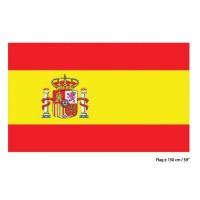 Spaanse vlag kopen landen vlaggen