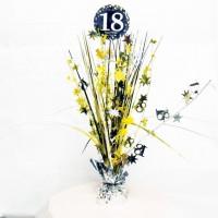 18 jaar versiering 18de verjaardag decoratie feestartikelen