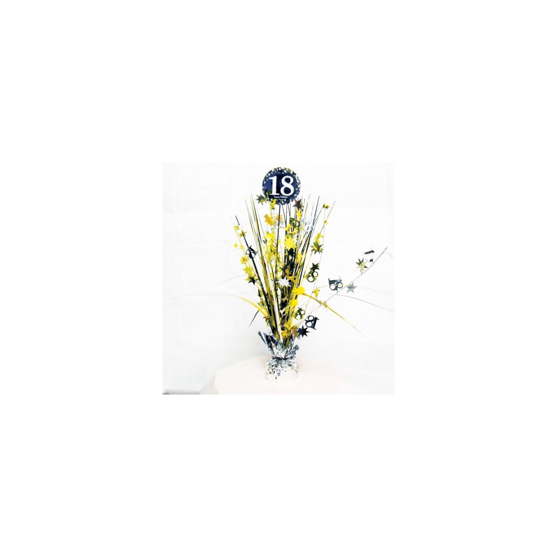 18 jaar versiering verjaardag decoratie for Decoratie verjaardag