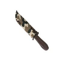 Dolk in camouflage zakje