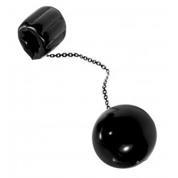 ball and chain gevangene boef dief