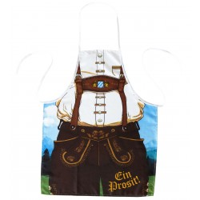 Oktoberfest Schort Bavarian man