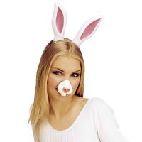 konijn konijnen neus neusje snoet snuitje