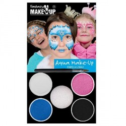 Fantasy water make-up set Prinses