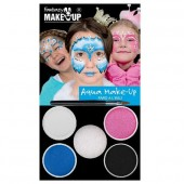 kinderschmink prinses water make up