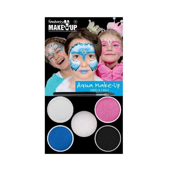 Fantasy water make-up set Prinses
